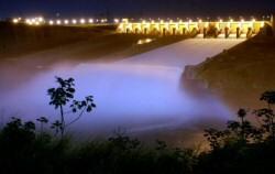 Iluminação de Itaipu
