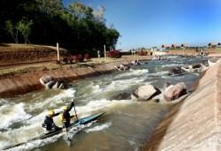Canal Itaipu(Canal da Piracema)