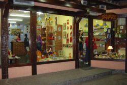 Loja Bizarre, uma da mais antigas da Rua das Pedras
