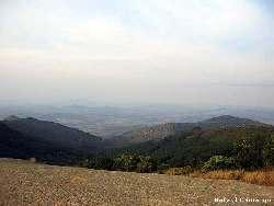 Vista da Pedra Grande em Atibaia