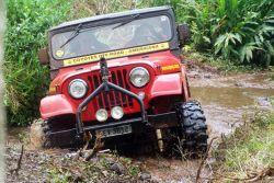 Off-Road em Brotas - Curta toda a emoção dos Jeeps 4x4