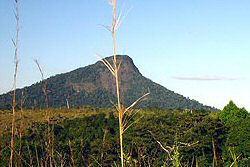 Monte Pascoal - Ponto mais alto da cidade