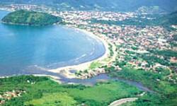 Praia do Perequê-Açú e Barra Seca