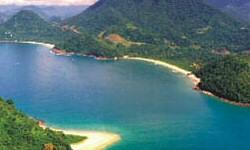 Praia e Ilha do Prumirim