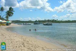 Boca da Barra - Localização da maioria das Pousadas