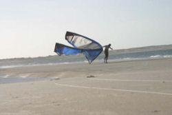 Pratica de KiteSurf