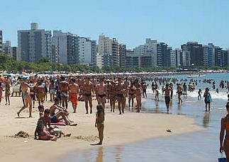 Praia do Morro - Guarapari Virtual